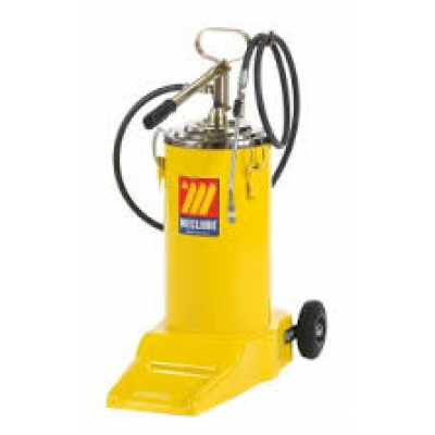 Manual Grease Bucket Pumps