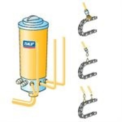 Chain & Conveyor lubrication Systems