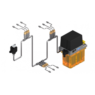 Single Line Lubrication Systems