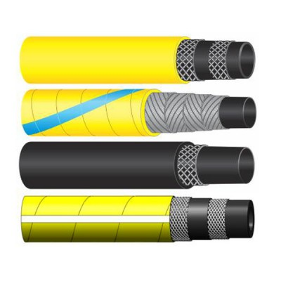 Air & Multipurpose Hoses (Rubber)