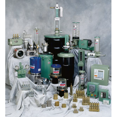 CENTRALISED LUBRICATION EQUIPMENTS