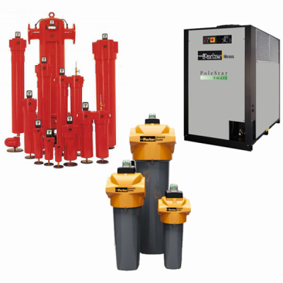 Compressed Air & Gas Treatment