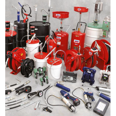 WORKSHOP LUBRICATION EQUIPMENTS