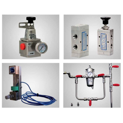 Air Preparation/Control Valves/Instruments /Systems