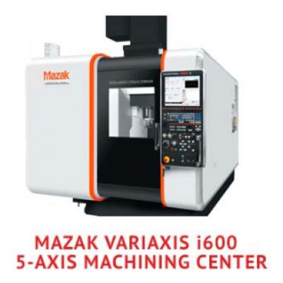 5- Axis CNC Machines