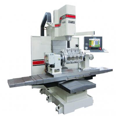 3 & 4- Axis CNC Machines